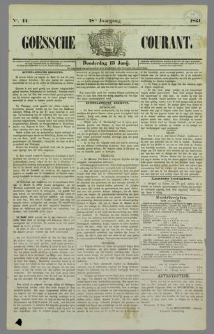 Goessche Courant 1861-06-13