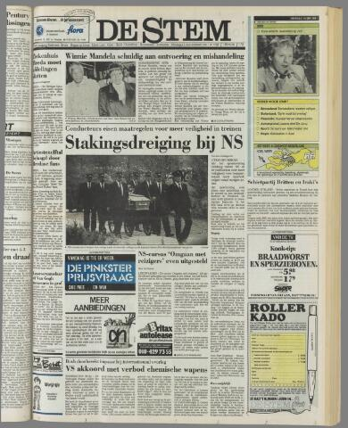de Stem 1991-05-14