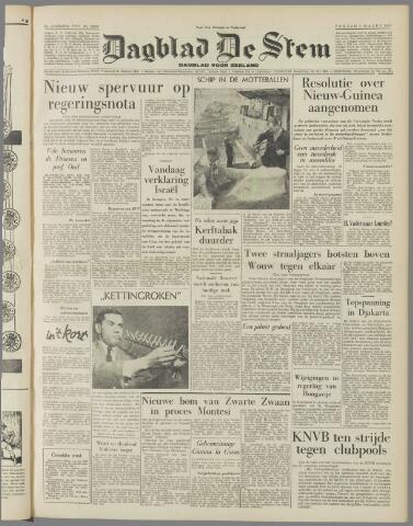 de Stem 1957-03-01