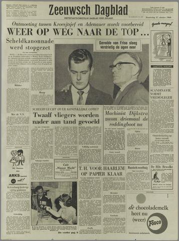 Zeeuwsch Dagblad 1960-10-27