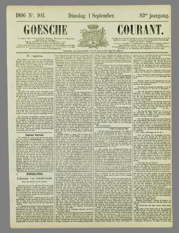 Goessche Courant 1896-09-01