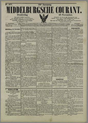 Middelburgsche Courant 1893-11-23
