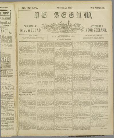 De Zeeuw. Christelijk-historisch nieuwsblad voor Zeeland 1902-05-02