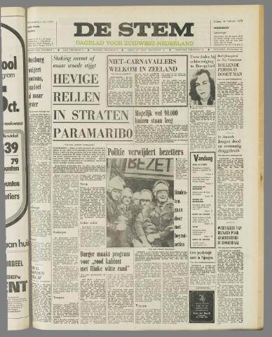 de Stem 1973-02-16