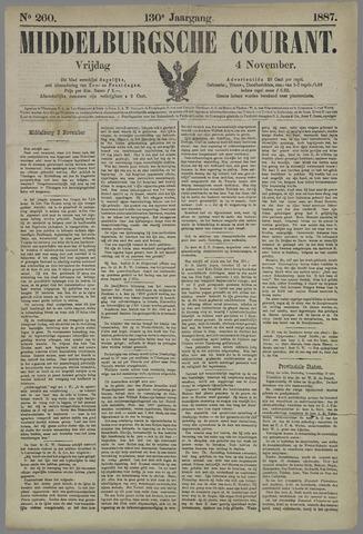 Middelburgsche Courant 1887-11-04