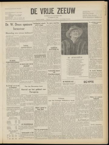 de Vrije Zeeuw 1952-08-30