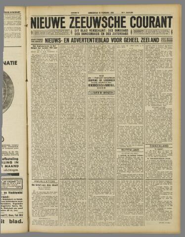 Nieuwe Zeeuwsche Courant 1930-02-13
