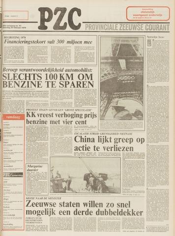 Provinciale Zeeuwse Courant 1979-02-24