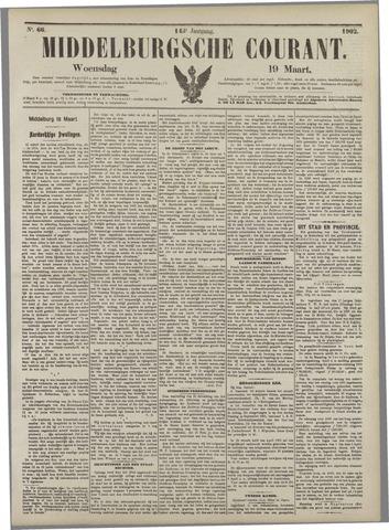 Middelburgsche Courant 1902-03-19