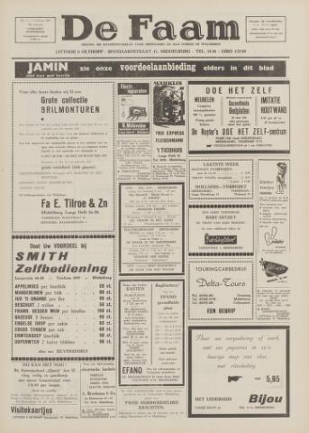 de Faam en de Faam/de Vlissinger 1967-02-02