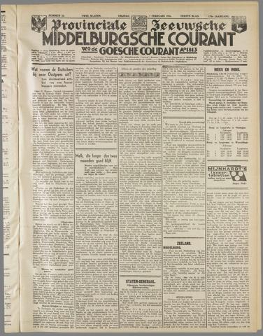 Middelburgsche Courant 1936-02-07