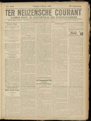 Ter Neuzensche Courant. Algemeen Nieuws- en Advertentieblad voor Zeeuwsch-Vlaanderen / Neuzensche Courant ... (idem) / (Algemeen) nieuws en advertentieblad voor Zeeuwsch-Vlaanderen 1929-03-08