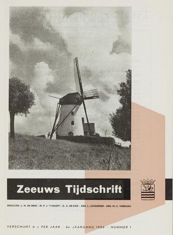 Zeeuws Tijdschrift 1956-01-01