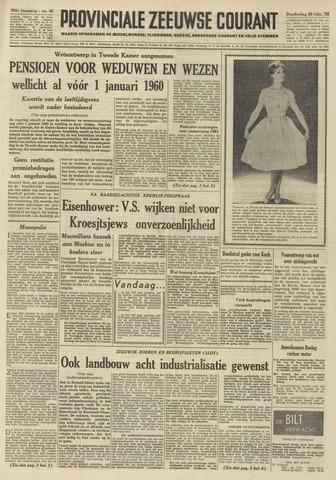 Provinciale Zeeuwse Courant 1959-02-26