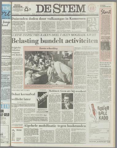 de Stem 1986-08-26