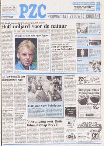 Provinciale Zeeuwse Courant 1990-06-12
