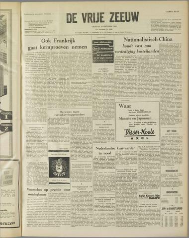de Vrije Zeeuw 1958-10-24