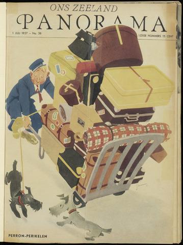 Ons Zeeland / Zeeuwsche editie 1937-07-01