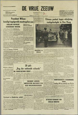 de Vrije Zeeuw 1966-07-21