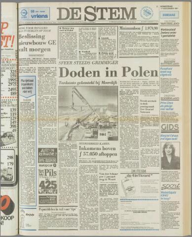de Stem 1981-12-17