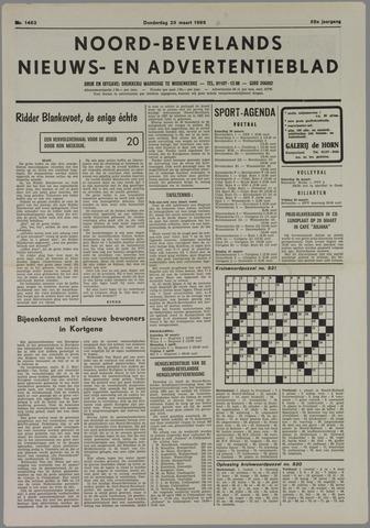 Noord-Bevelands Nieuws- en advertentieblad 1985-03-28