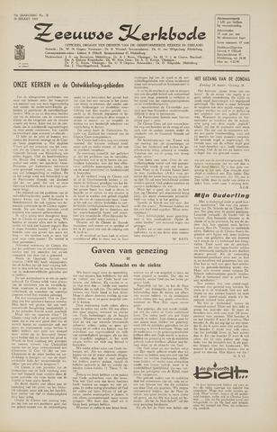 Zeeuwsche kerkbode, weekblad gewijd aan de belangen der gereformeerde kerken/ Zeeuwsch kerkblad 1965-03-26