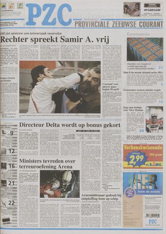 Provinciale Zeeuwse Courant 2005-04-07