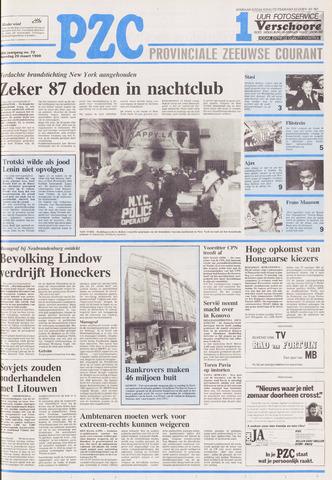 Provinciale Zeeuwse Courant 1990-03-26