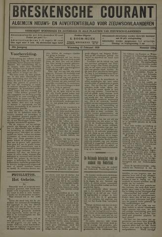 Breskensche Courant 1919-02-12