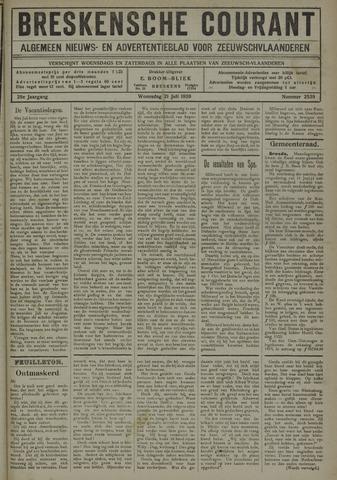 Breskensche Courant 1920-07-21