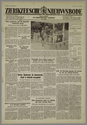 Zierikzeesche Nieuwsbode 1955-10-22