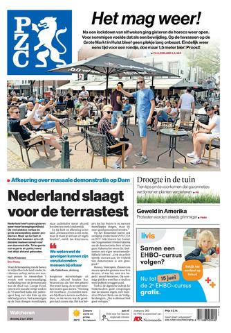 Provinciale Zeeuwse Courant 2020-06-02