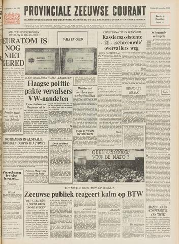 Provinciale Zeeuwse Courant 1968-11-29