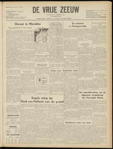 de Vrije Zeeuw 1954-08-09