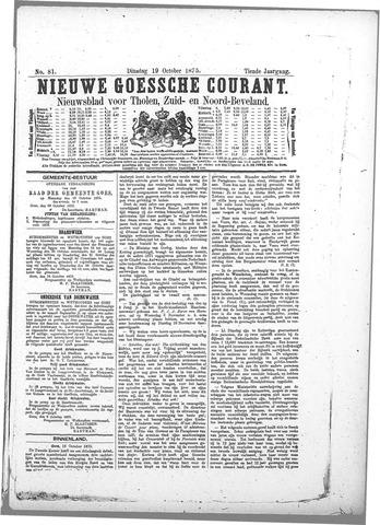 Nieuwe Goessche Courant 1875-10-19