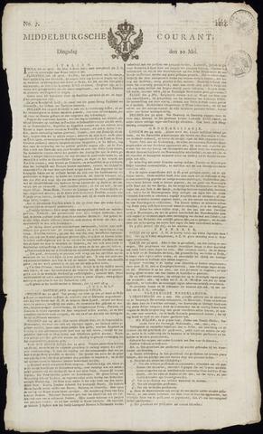 Middelburgsche Courant 1814-05-10