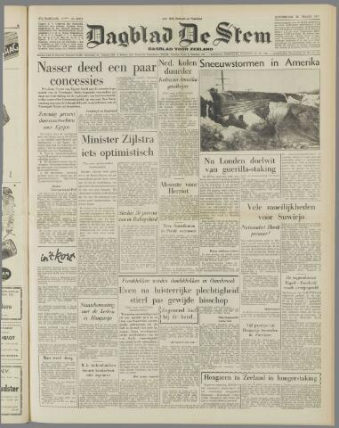 de Stem 1957-03-28