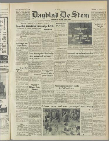 de Stem 1950-08-07