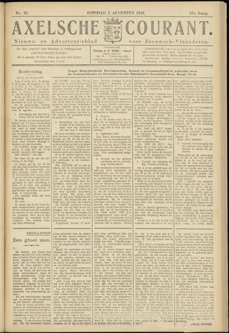 Axelsche Courant 1941-08-05