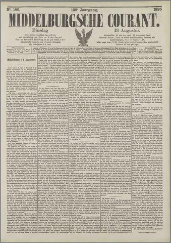 Middelburgsche Courant 1895-08-13