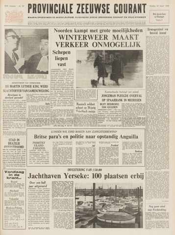 Provinciale Zeeuwse Courant 1969-03-18