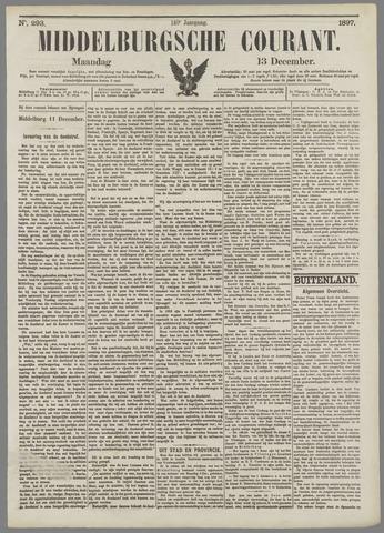 Middelburgsche Courant 1897-12-13
