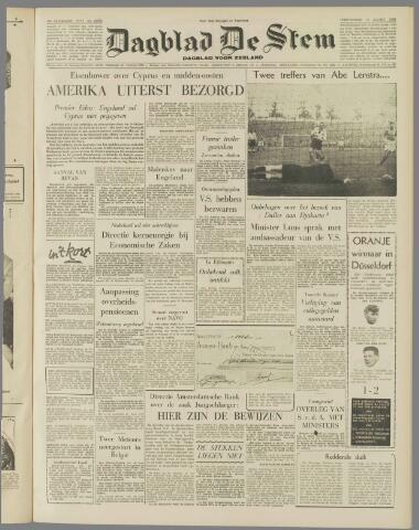 de Stem 1956-03-15