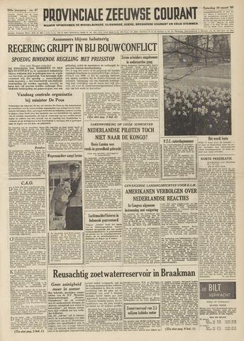 Provinciale Zeeuwse Courant 1960-03-19