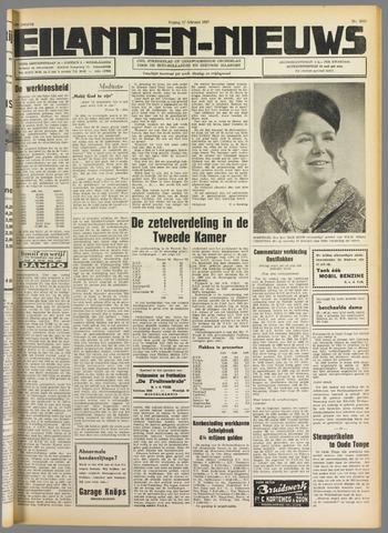 Eilanden-nieuws. Christelijk streekblad op gereformeerde grondslag 1967-02-17