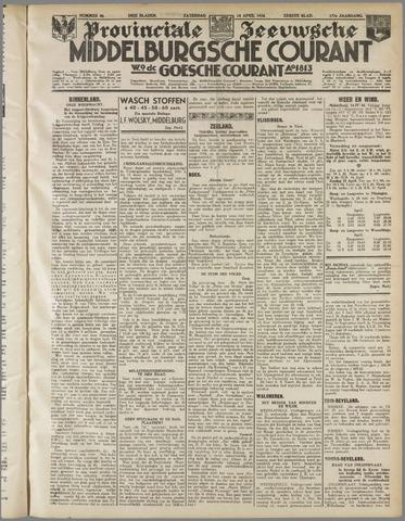 Middelburgsche Courant 1934-04-14