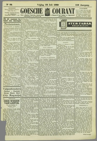 Goessche Courant 1929-07-12