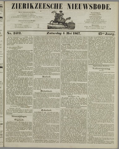 Zierikzeesche Nieuwsbode 1867-05-04