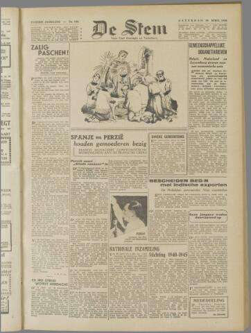 de Stem 1946-04-20
