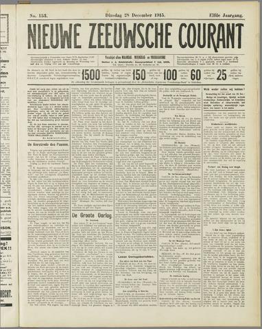 Nieuwe Zeeuwsche Courant 1915-12-28